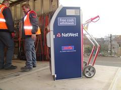 Digbeth Natwest Cashpoint Installation 5