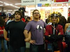 Getsuga, Red_HoOk y yo