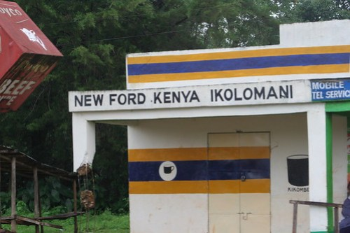 Party Office--New  Ford Kenya