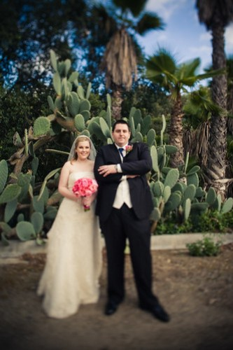 Cactus and a married couple