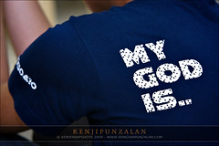 my god is... my all.