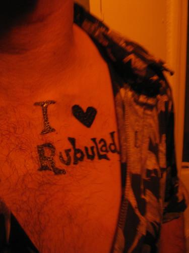I Heart RUBULAD!