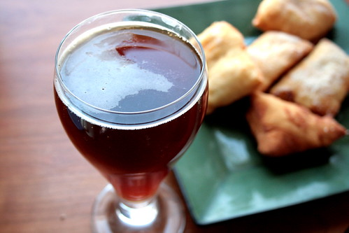 beer and beignets