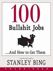 100 bullshit jobs