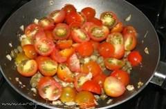 38. Molho de tomate e alcaparras