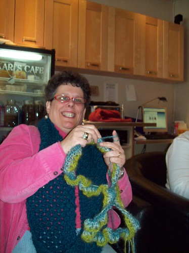 Knitting Nomads Team