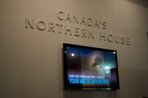 Canada's Northern House Pavilion