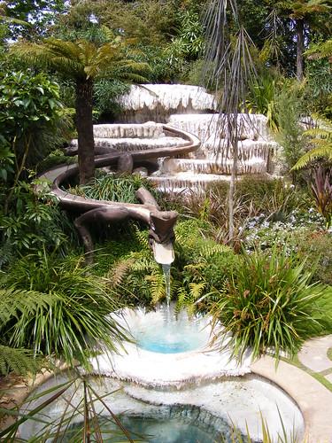 Maori Garden In Taupo