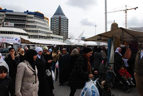 Market, Rotterdam
