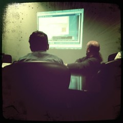 Web conferencing: great way to get a bunch of ...