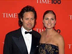 David Lauren + Lauren Bush Shankbone 2010