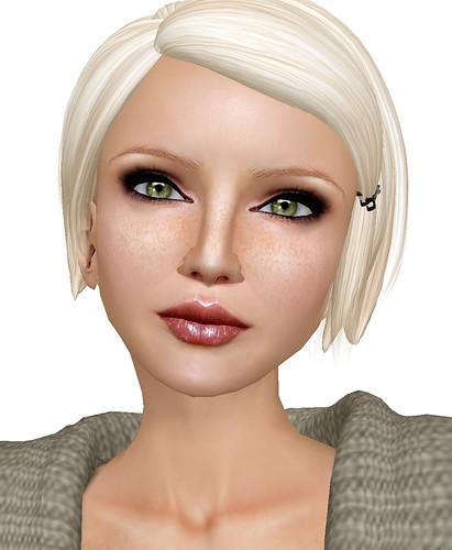 LAQ Blondie skin
