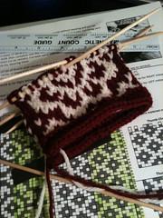 Another mitten.
