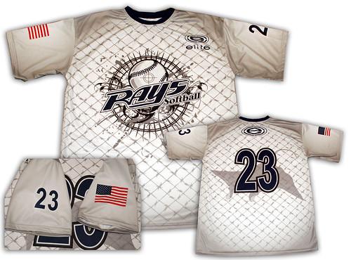 elite full sub dye jerseys