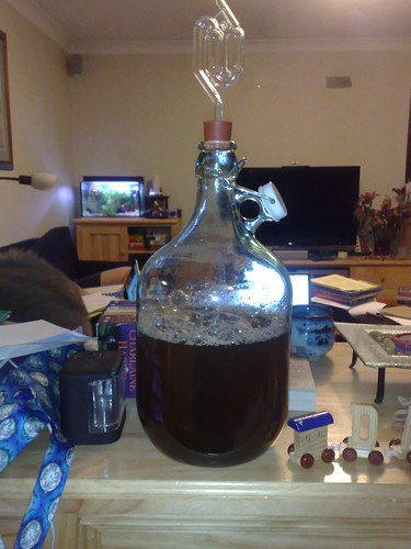 Brewing mead