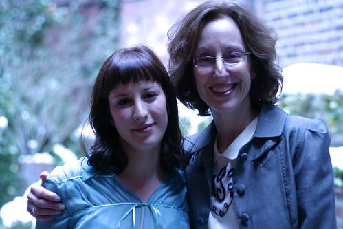 Rachel Antonoff and Her Mom