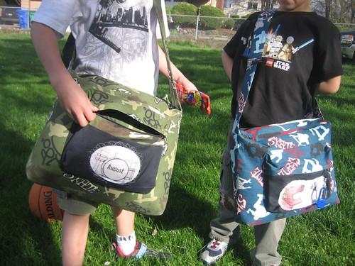 Boy's School Bags