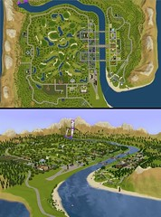 Fort Sim - Sims 3 world by Ehaught58 | Beyond Sims
