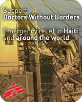 Donate: MSF - Doctors Without Borders