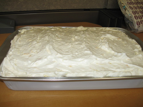 Scott's Birthday Cake