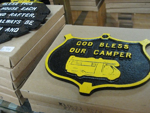 God Bless Our Camper