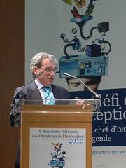 Alberto Tobias, ESA