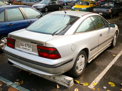 Opel Calera or Galera?
