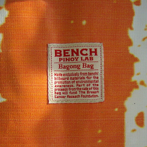 bench/ PINOY LAB BAGONG REUSED AD BAG 4