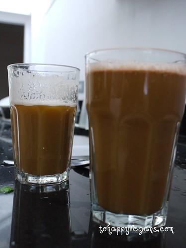 Veggie juice heaven