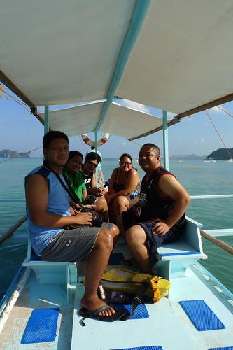 Island Hopping in El Nido Palawan