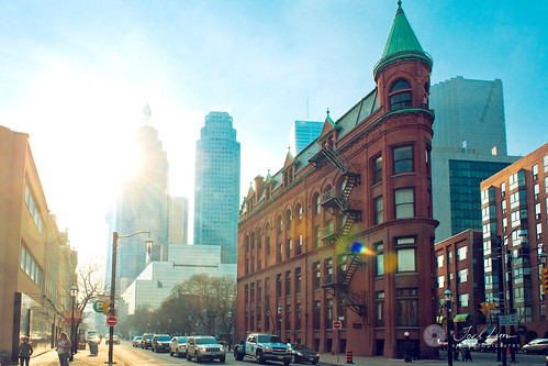 Toronto: The mix of old and new