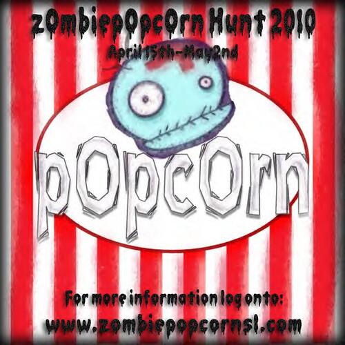 Zombie Popcorn Hunt