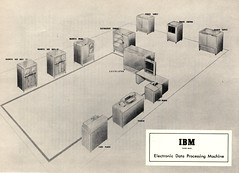 IBM Electronic Data Processing Machine (1952)