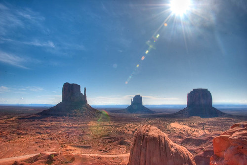 Monument Valley HDR