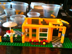 Lego House progress 2