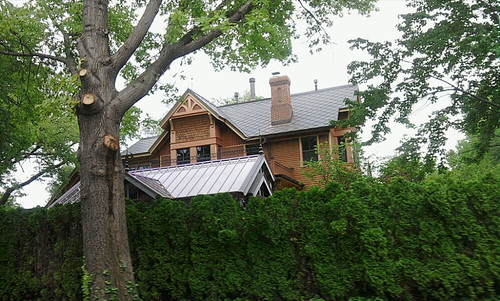 Million dollar house in Lawrence