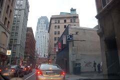 Banksy in Boston: View of F̶O̶L̶L̶O̶W̶ ̶Y̶O̶U̶...