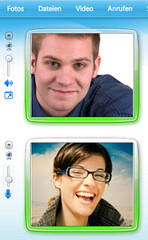 Video call in Messenger 2009