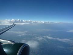 Leaving Clouds Behind