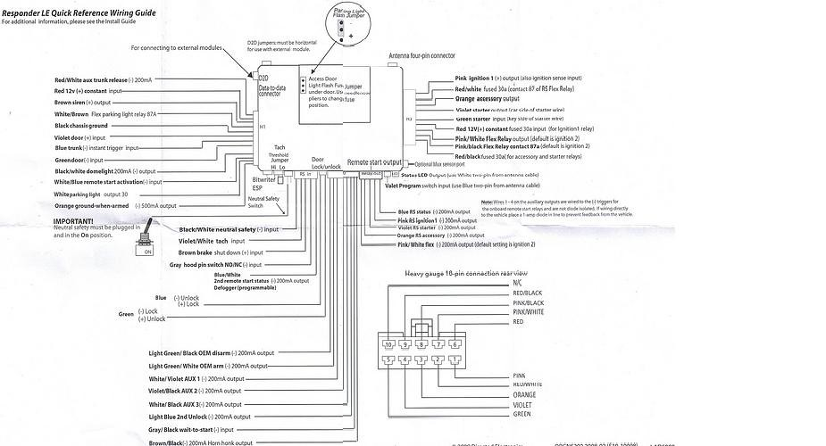 Diagram Wiring Diagrams Furthermore Code Alarm On, Diagram