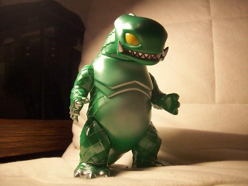 bop dragon green rumble monsters