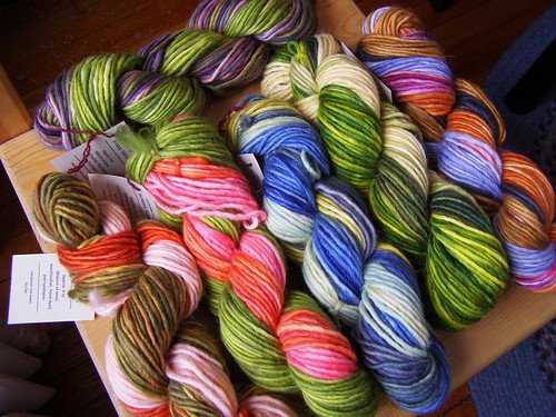 scrappy skeins