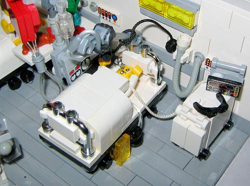 Re Das Alte Rathaus von Dortmund  LEGO bei 1000steine