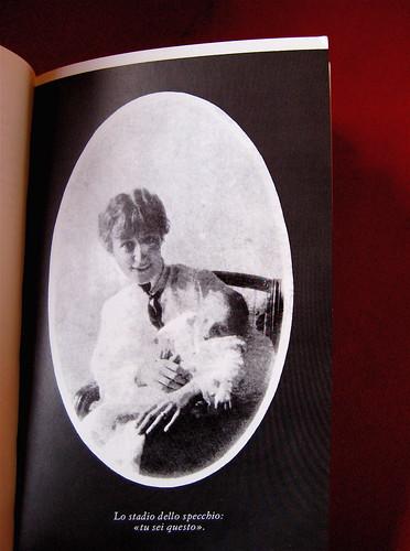 """Barthes di Roland Barthes, Einaudi 1980, p. 29: """"Cherbourg, 1916"""" (part.)"""