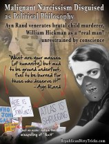 Ayn Rand Malignant Narcissism as Political Philosophy Image