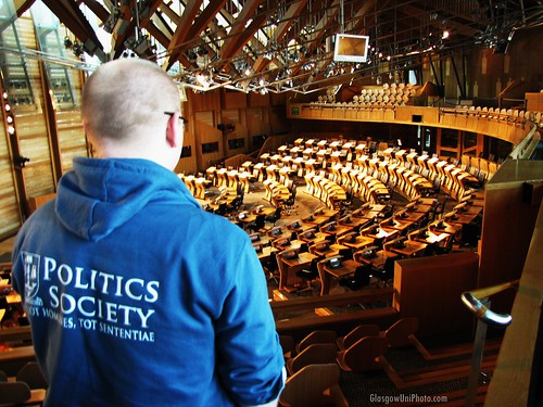Politics Society at Holyrood