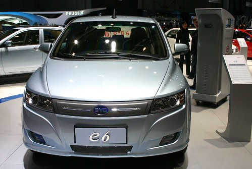 BYD e6
