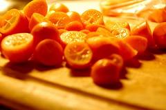 Kumquat pile