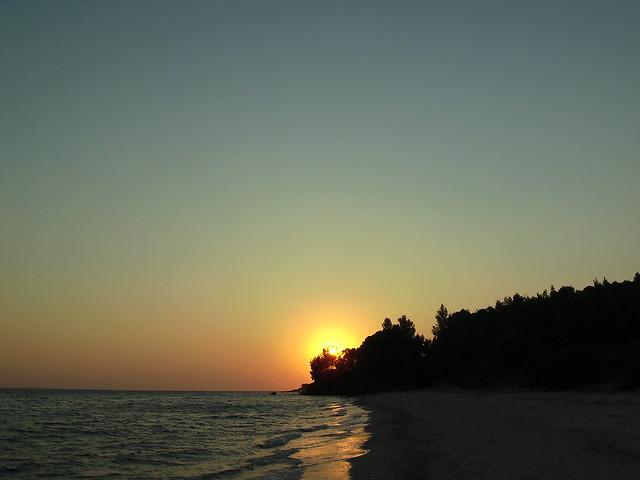 Sunset at Lagomandra 2