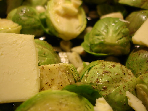 brussels and butter